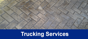 Brick Stamped Concrete - Building Supplies