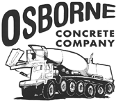 Logo, Osborne Concrete Co. - Building Supplies
